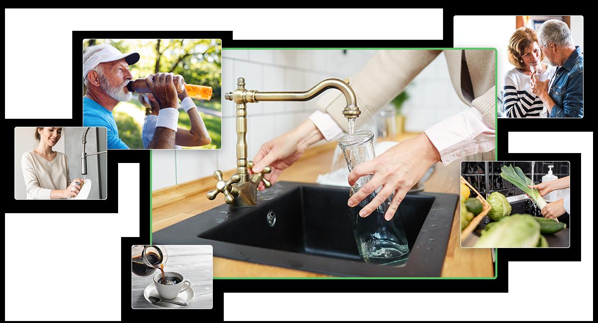 Purificatore acqua per abitazione roma - Acquarex